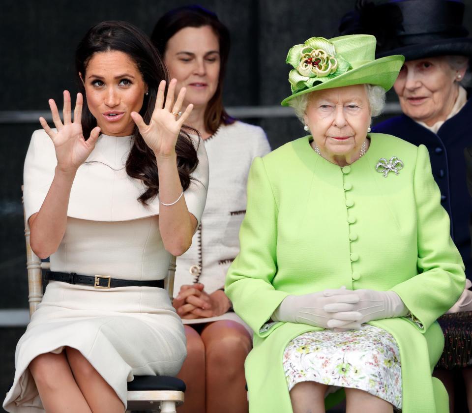 皇室陷稅收危機!身價1.9億梅根拖累全家族接受「稅務調查」 哈利甚至要到美國納稅