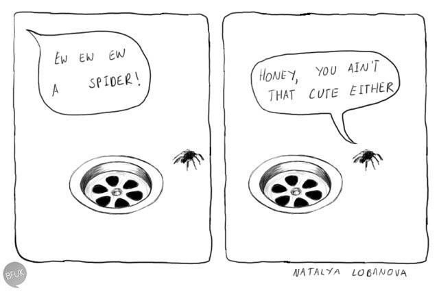 19張全世界「有99%的人和你有相同狀況」的幽默日常插畫