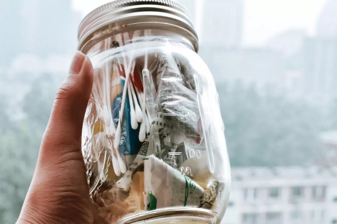 8年級正妹辭職過「零浪費生活」 大方分享環保密招→2人生活3個月垃圾只有2罐!