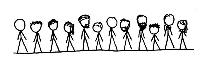 如果全世界的人「同時跳起來」!?科學家超認真用插畫分析 劇情最後歪到超荒謬XD