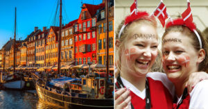 15個「當丹麥人最幸福」的原因 上班上課下午4點規定「通通滾回家休息」