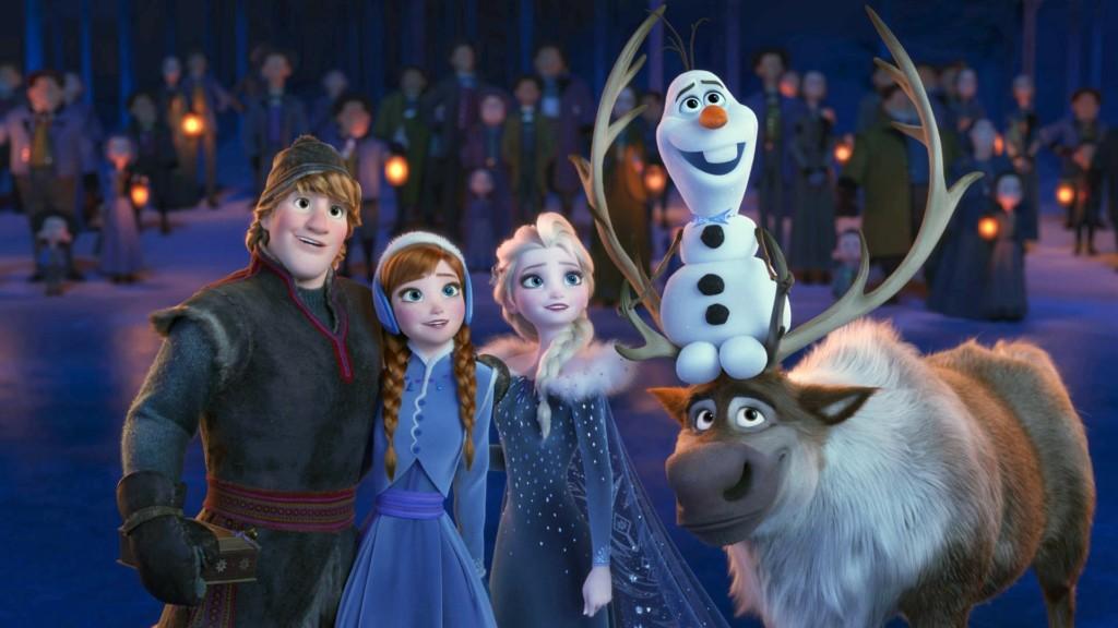 《冰雪奇緣2》首張宣傳照曝光!安娜顏值直逼「迪士尼公主等級」 但近看卻發現作者太偷懶...