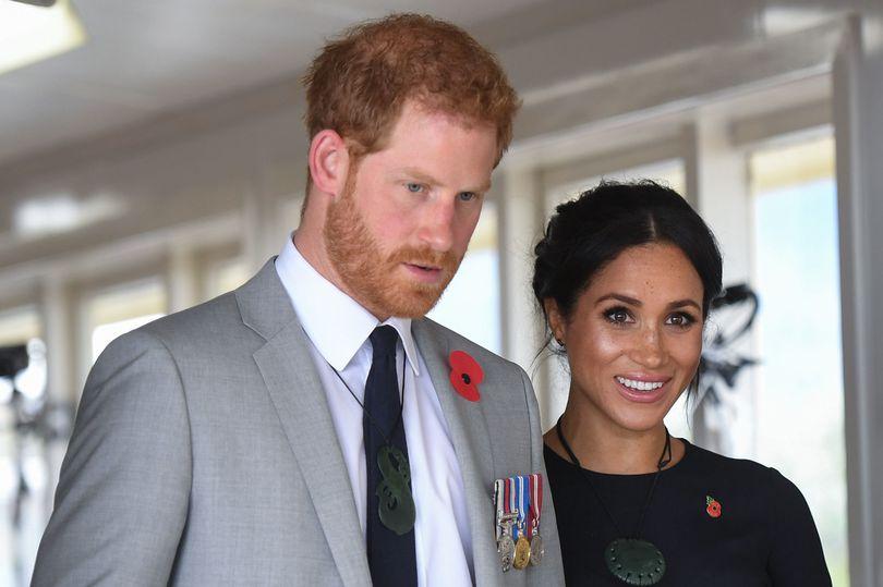 皇室不好混...哈利王子娶美國妻梅根 「種族組織」嗆血統不純必須除掉!