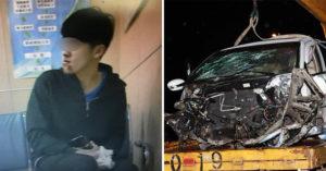 買新車臉書笑「08無照」 三寶男害2歲女童飛出車外...媽媽當場崩潰:還我妹妹啊!