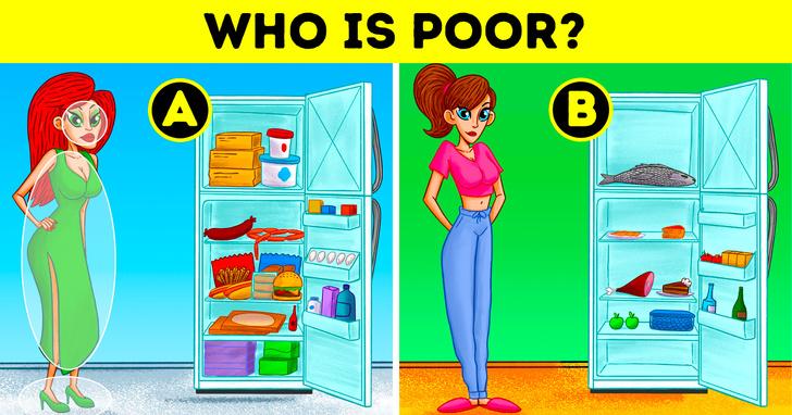10個讓你再也不會被騙的「福爾摩斯專用的測謊技巧」 晚餐吃很多食物...反而代表著貧窮?