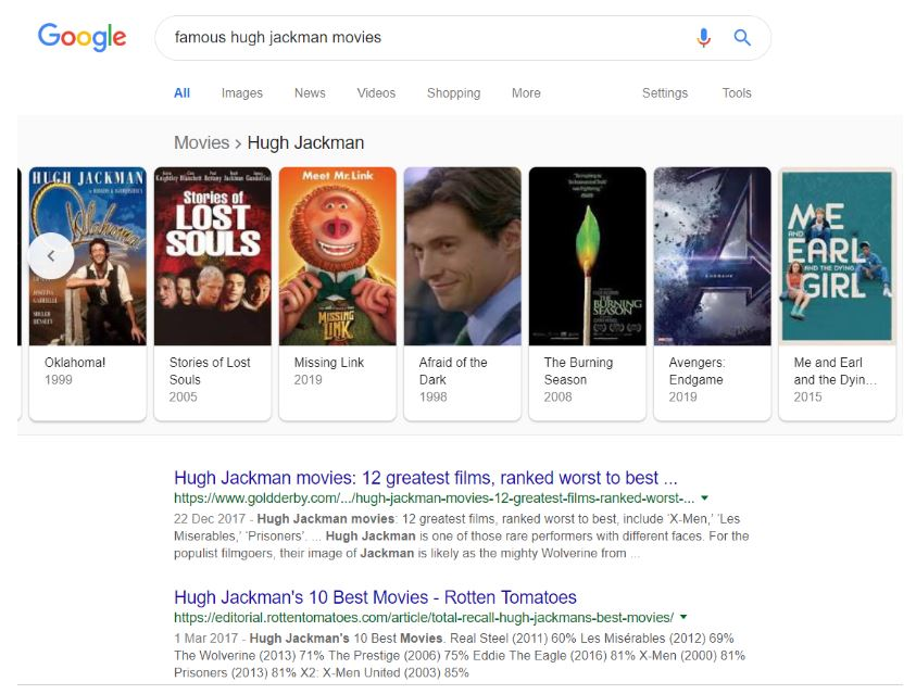 Google完全超雷隊友!鐵粉誤搜關鍵字竟出現他 「希望合體復仇者第1名」演員真的演了~