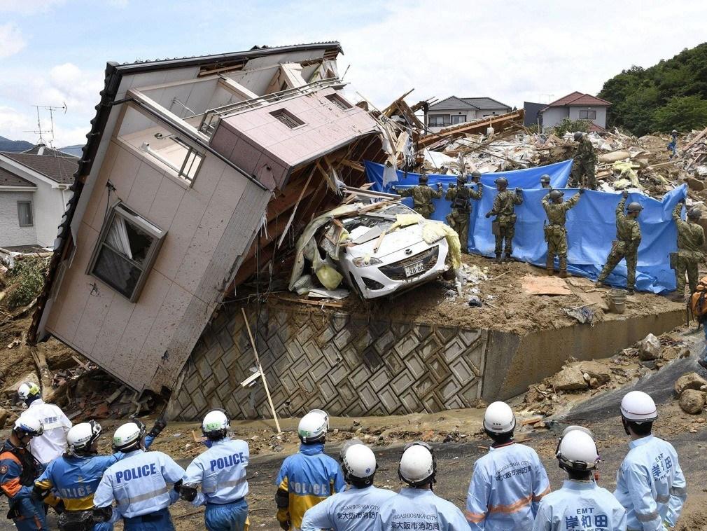 22張證明「2018年是全世界最痛苦的一年」 颱風掃過日本根本拿石頭扔雞蛋!
