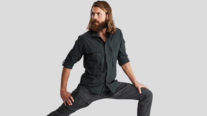 超狂品牌推「可以穿100年的褲子」!防水就算了還防火燒 磨擦10萬次「還跟新的一樣」