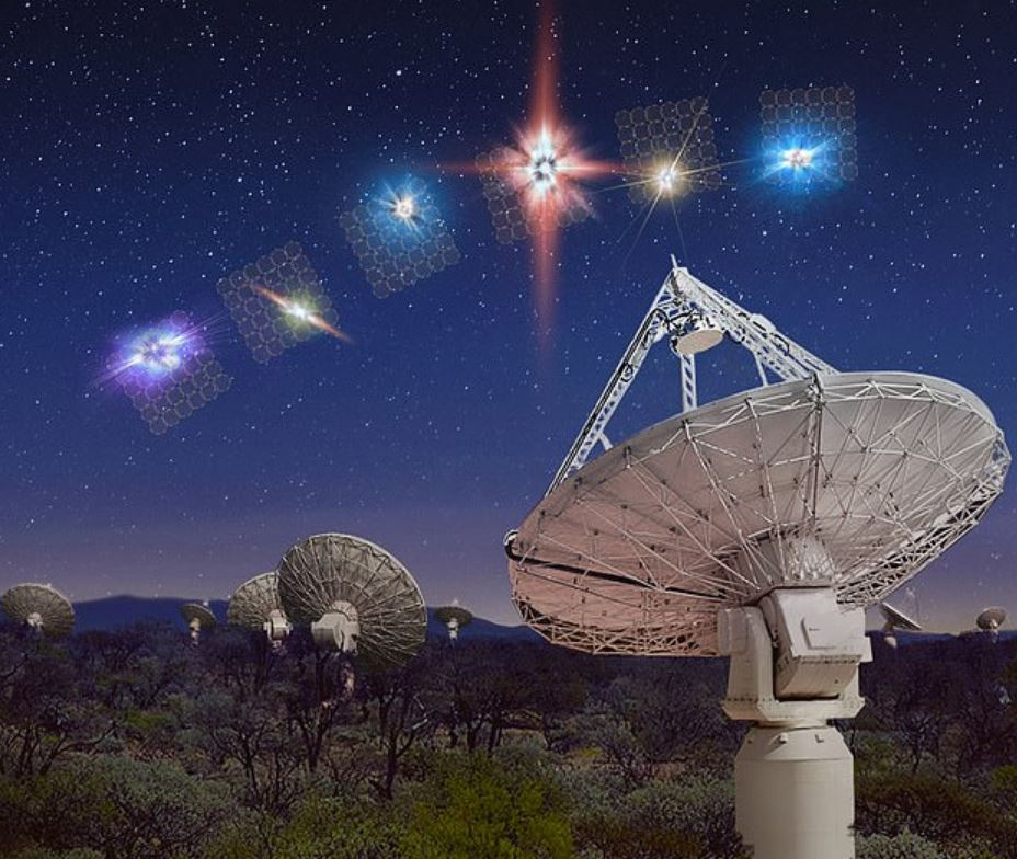 NASA科學家冒死曝光「外星人早就來過地球」真相:它們的高科技跟狀態,人類根本看不到!
