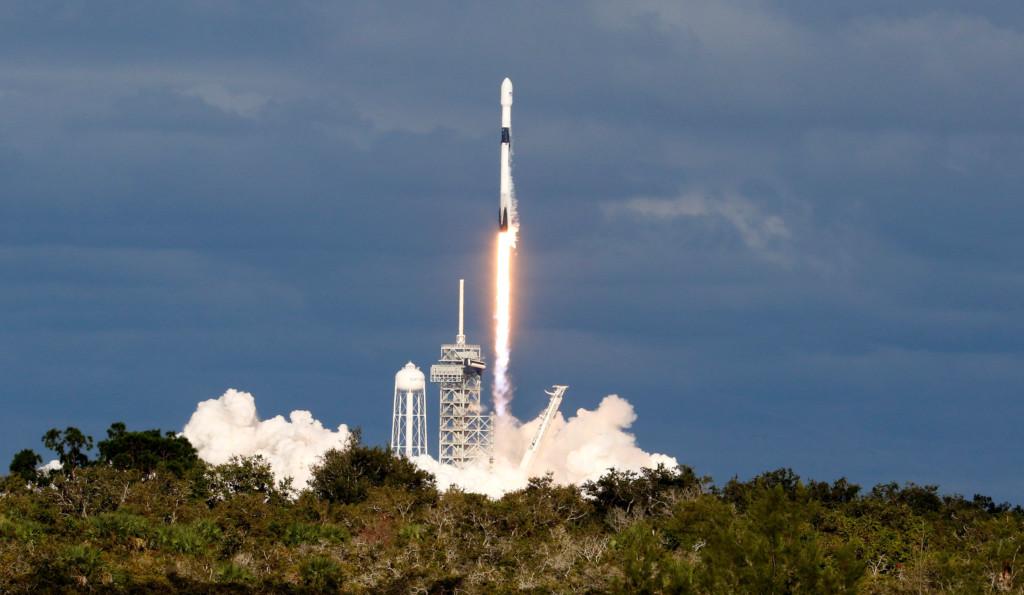 SpaceX火箭載「100人骨灰」太空葬 花7.7萬真正成為宇宙的一顆星星♥