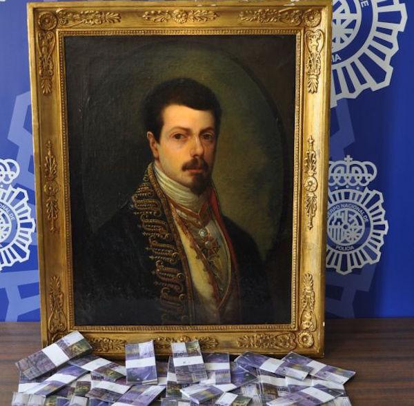 蠢兄弟靠賣假畫「狂削5000萬」 警察打開錢袋發現「鈔票怪怪的」!仲介卻賺到變土豪