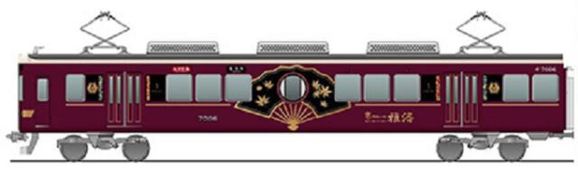 日本京都推出「穿越時空的列車」 一進去直接進入《神隱少女》超夢幻世界!