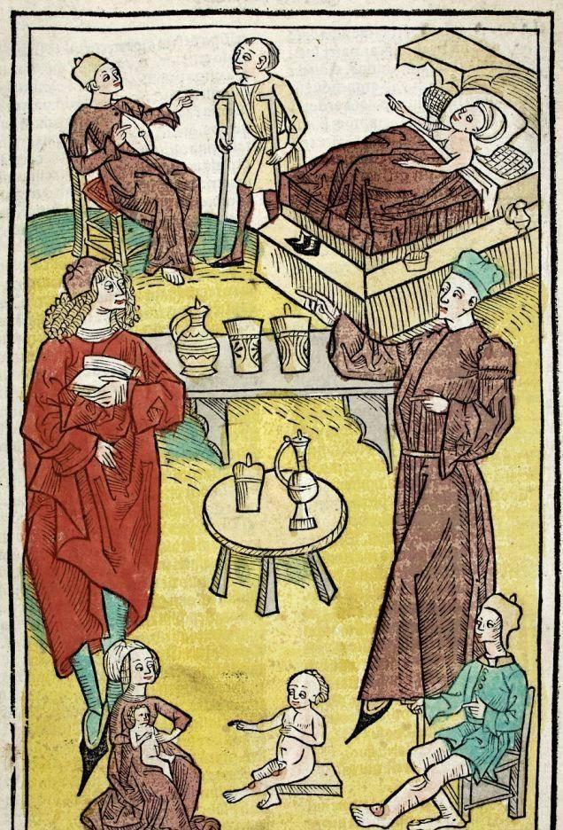 中世紀法國人都不洗澡!一輩子只碰3次水 靠身上蝨子交友…男人越有味道越MAN♥