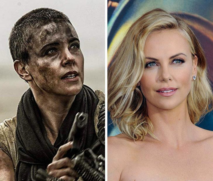15個你看過的角色「卻不知道是誰演的」 《X戰警》魔形女開拍前要化6小時妝!