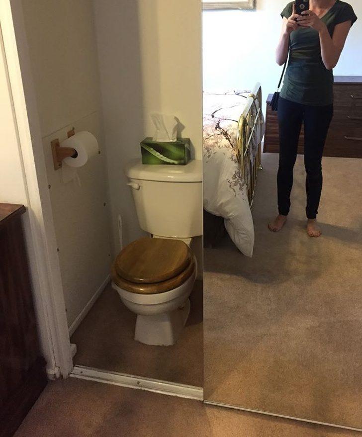 22張讓你發抖「到底出過什麼事」的詭異飯店 衣櫃打開竟有「神秘的一道門」