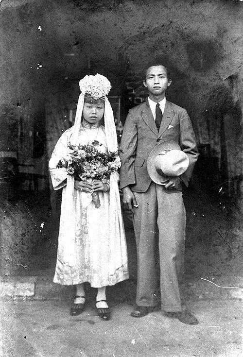 10張旗袍搭西式頭紗「民國初年的浪漫」 蔣介石+宋美齡果然是有錢人排場!