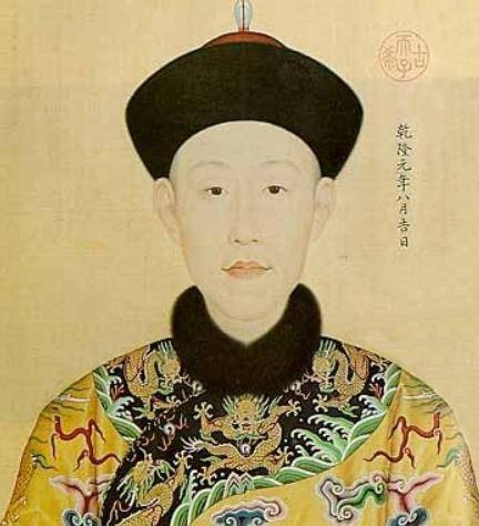 在外國人眼中的乾隆 撇開中國風「西洋畫呈現」根本就是隔壁中國商店大叔!