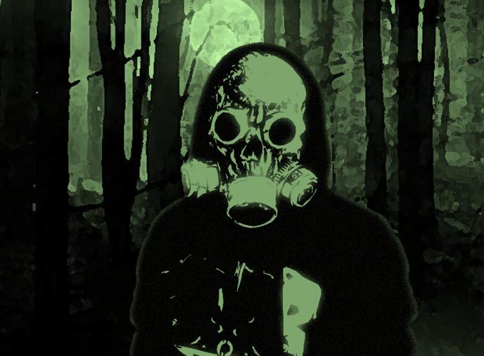 養生哥被媒體寫成「面具幽靈」 洗腦民眾「快點抓惡魔」他整晚門鈴沒停才知道人生毀了...