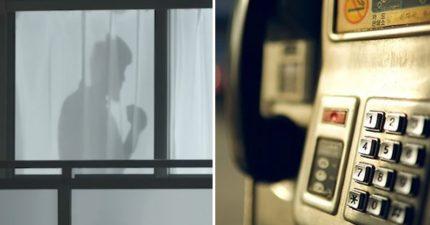 半夜響起無聲電話 前男友「每晚拿石頭敲窗戶」...女明星忍1年半崩潰:現在都有陰影