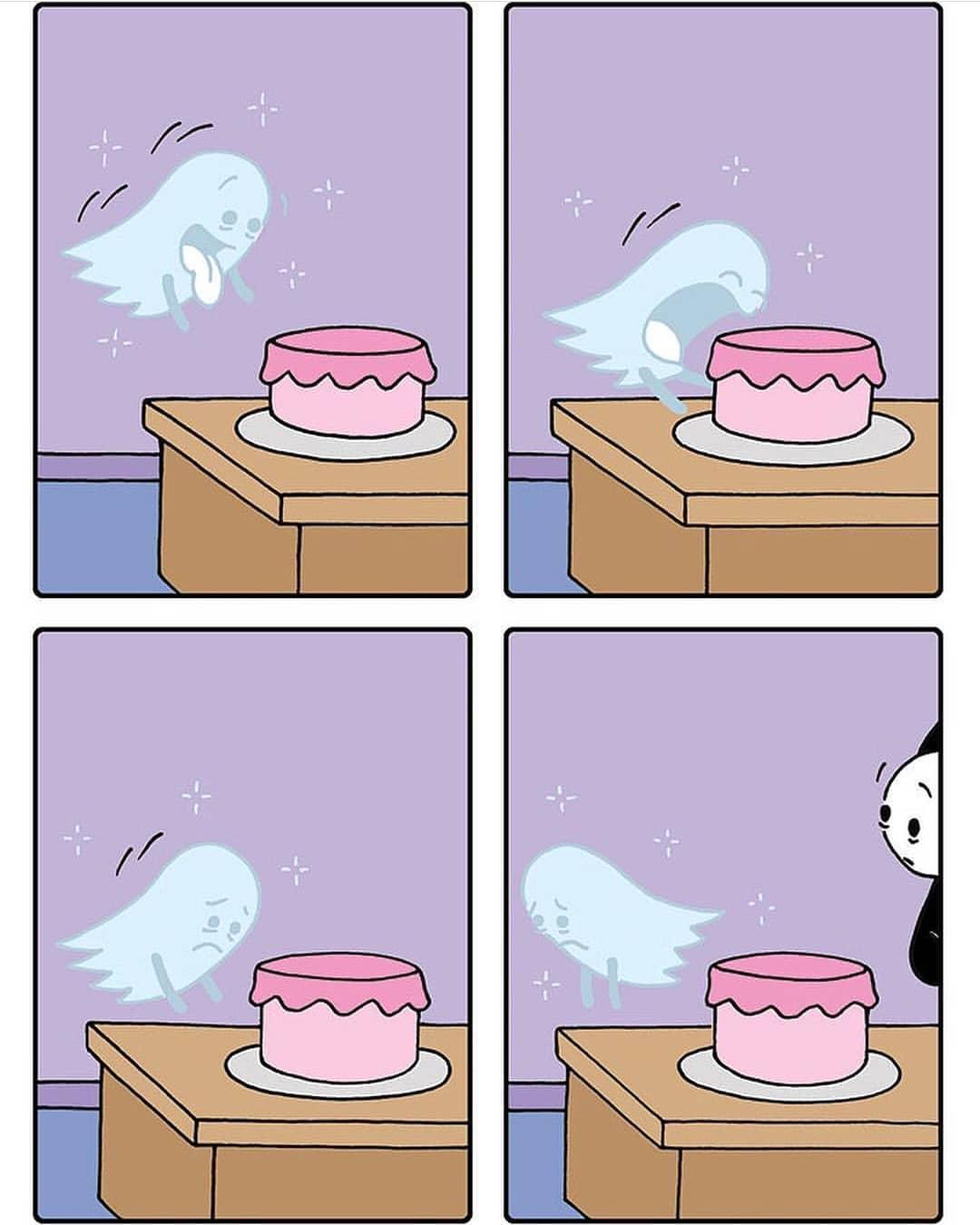 14個證明「只剩靈魂的世界」其實更有趣 切蛋糕會讓祂們超感激!