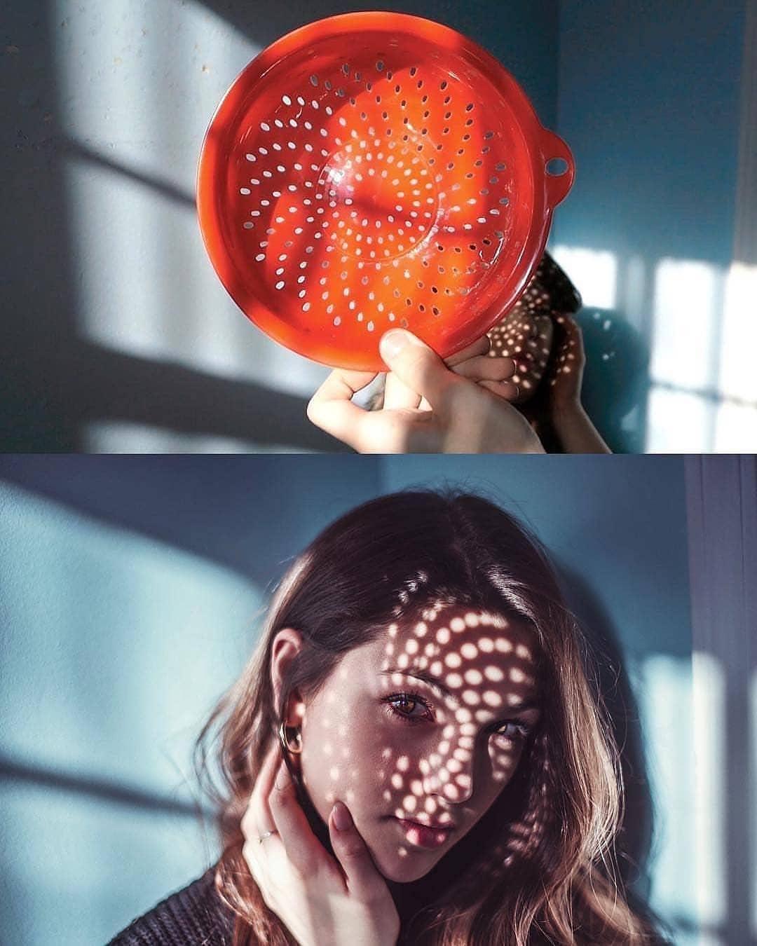攝影師用18張照片證明˙「不修圖的人真的太傻」 菜盆+陽光就可以讓菜鳥變專家!
