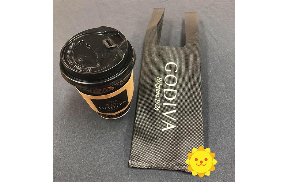 GODIVA聯名小7熱巧克力飲 一杯99元杯套上還有「隱藏版驚喜」!網友:我差點丟了