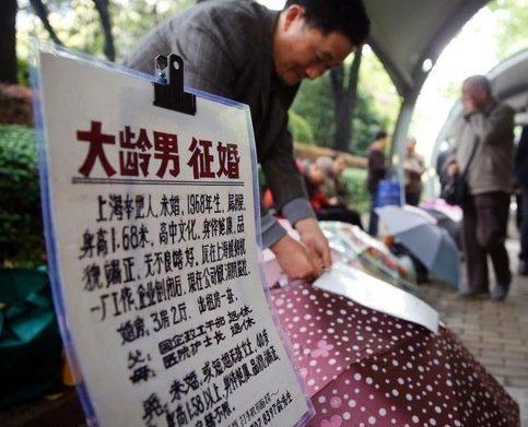 過年親戚審問日逼近!中國女生急脫單「自降學歷」:笨一點男人才喜歡