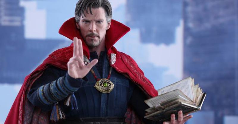 《復仇者4》走向英雄尾聲!奇異博士準備當扛壩子 導演透露「原本摔下樓的可能回歸」