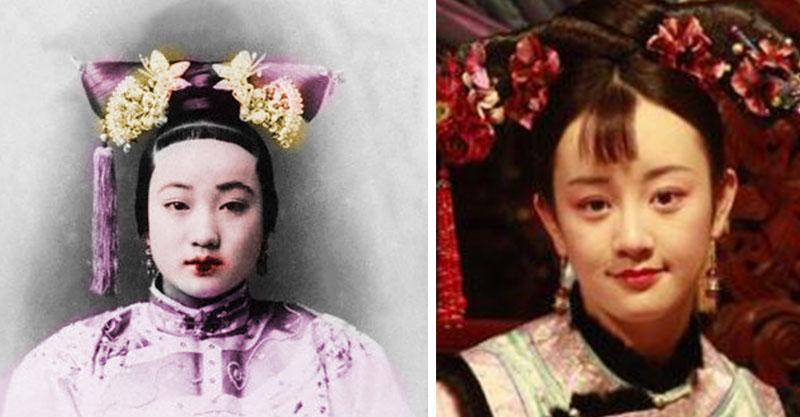 清朝後宮嬪妃顏質「難以形容的美」 光緒皇帝老婆照片出爐!嗯......皇帝喜歡就好