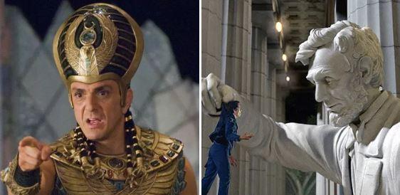 17位「在同部電影一次演兩個角色」的演員 《阿拉丁》精靈在影片開頭就出現了!