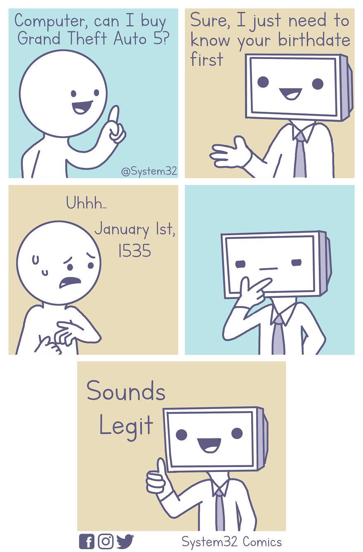 8張「如果電腦會說話」的爆笑中肯漫畫 最後只想堵住它的嘴:你知道的太多了…