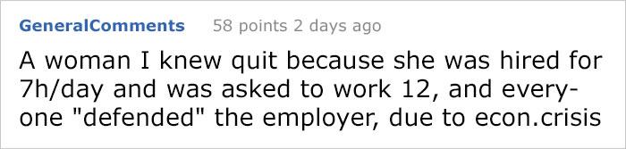 慣老闆怨「員工6點就下班我該怎麽辦?」 社畜網友爆怒:去過你自己的人生!