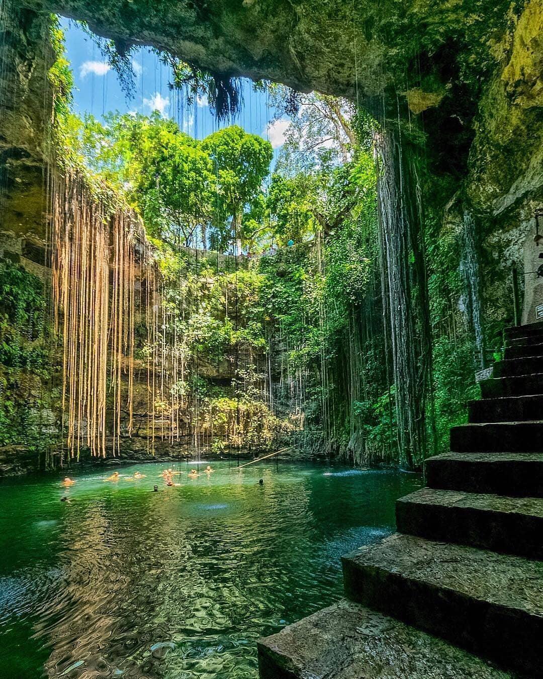 21個「美到眼睛都不自覺噴淚」的罕見美景照 鏡面溫泉保證你捨不得跳下去!