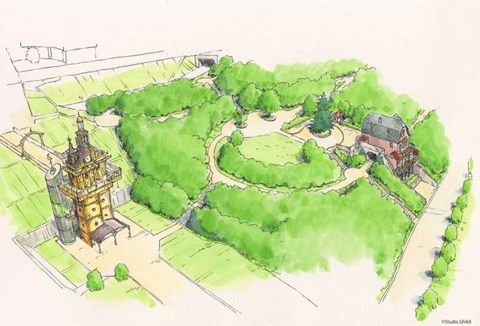 2020年「吉卜力公園」開張!主題區讓人好想衝 森林區100%複製龍貓家...粉絲超期待