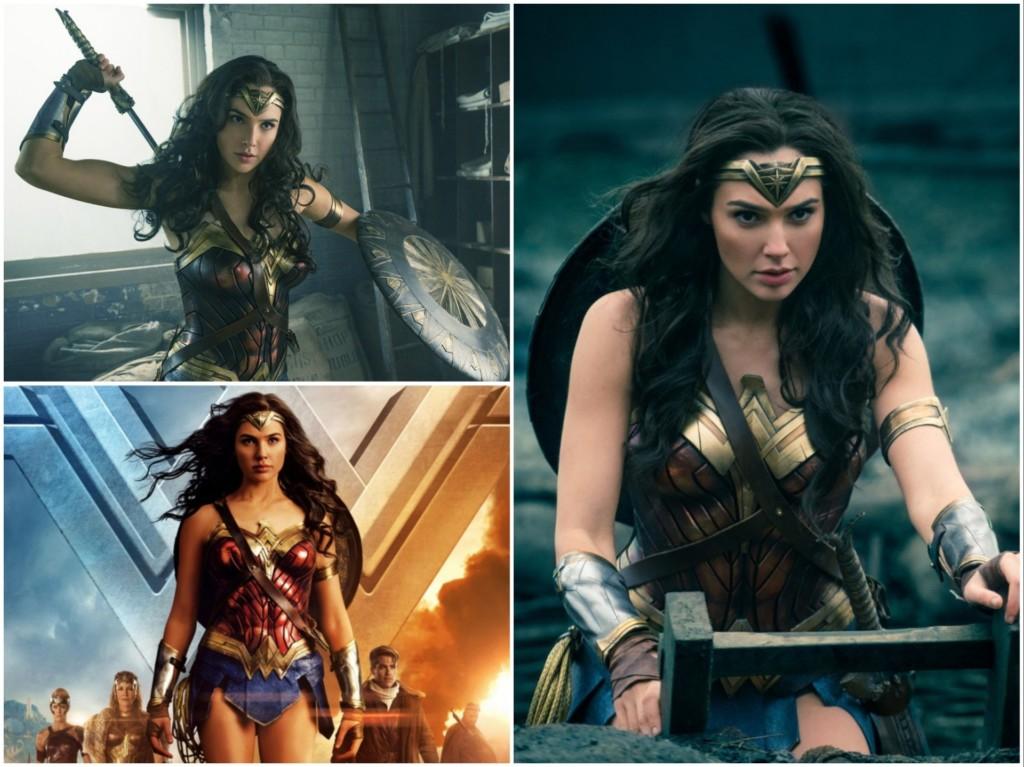 讓鋼鐵人都想跳槽的「6大最完美女神選角」 蓋兒加朵就能證明...DC真的比漫威強!