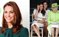 凱特突然「被女王邀去吃下午茶」 全是為了解決「不合糾紛」...粉絲怒:怎不先找梅根?