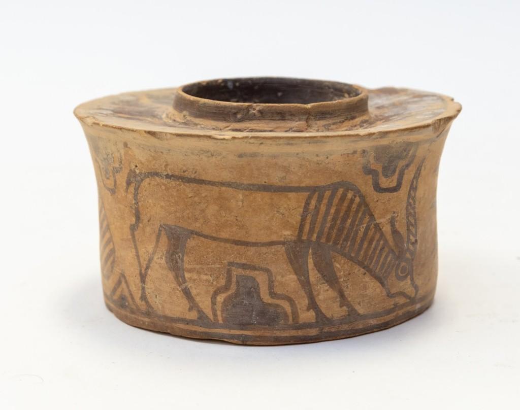 神秘陶罐當了「5年牙刷罐」 古董行同事鑑定發現「超夭壽事實」:這有4000年歷史!