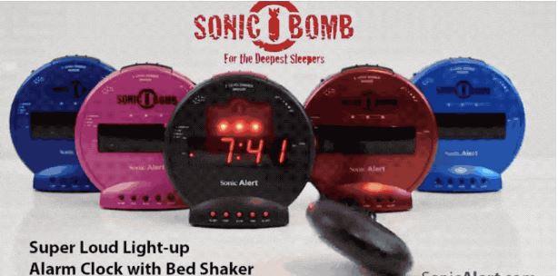 19個讓你驚呼「你在開玩笑嗎?」的創世紀神發明 直接把你震下床的鬧鐘!