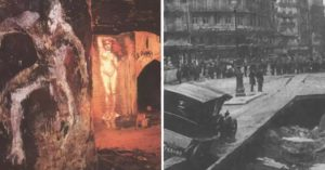 巴黎市中心很繁榮?他用地底相機拍到「地下世界比上面更熱鬧」...圓柱繞過去竟是劇院!