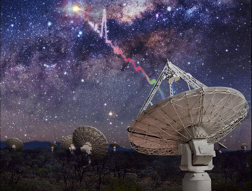15億光年外的狂call 天文家接收「60次超密集電波訊號」:這是外星生物對人類的溝通!