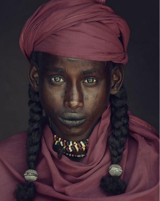 21張尋訪世界邊疆的「珍貴少數民族」照片 想知道部落女孩是否單身...先看耳環方向!