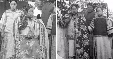 12張證明「慈禧太后天生就有皇帝氣場」的罕見老照片 為拍最後一張賠上自己的命!