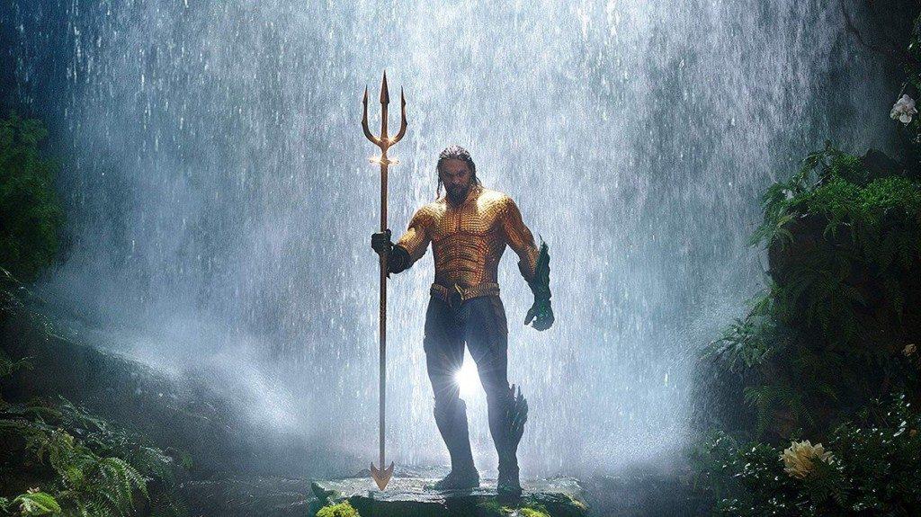 溫子仁真的狂!靠《水行俠》創下人生2大紀錄 電影破10億票房「殺出洋人導演名單」讓亞洲人超驕傲❤