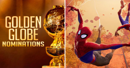 76屆金球獎出爐!屁孩動畫版本《蜘蛛人》屌打真人版 Lady Gaga直接橫掃「變成金球王」