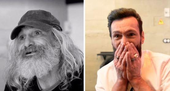 20張照片證明「鬍子決定男人的顏值」 街友改造完直接「聖誕老公公→休傑克曼」!