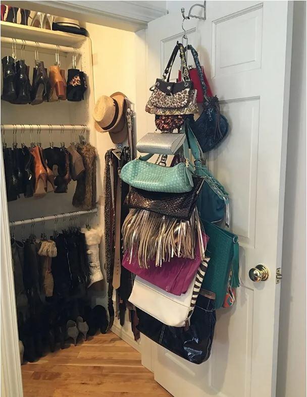30個「偶像劇裡超整齊的家」必買收納好幫手 女生必備懸掛式鞋架!
