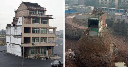 10位全世界建商「最痛恨的釘子戶」 30年後他們的下場慘到讓人拍手叫好!