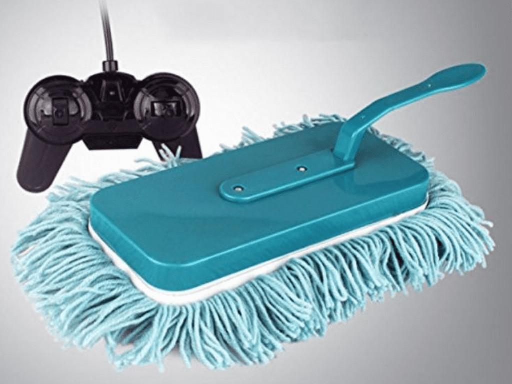 10個「過年大掃除想省時省力就必學」的打掃妙招 寶寶就是現成掃地機器人!