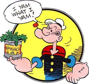 卜派的菠菜真的可以提神?他一查「英文俚語」驚覺90年來片商最大心機...還好小孩真的單純!