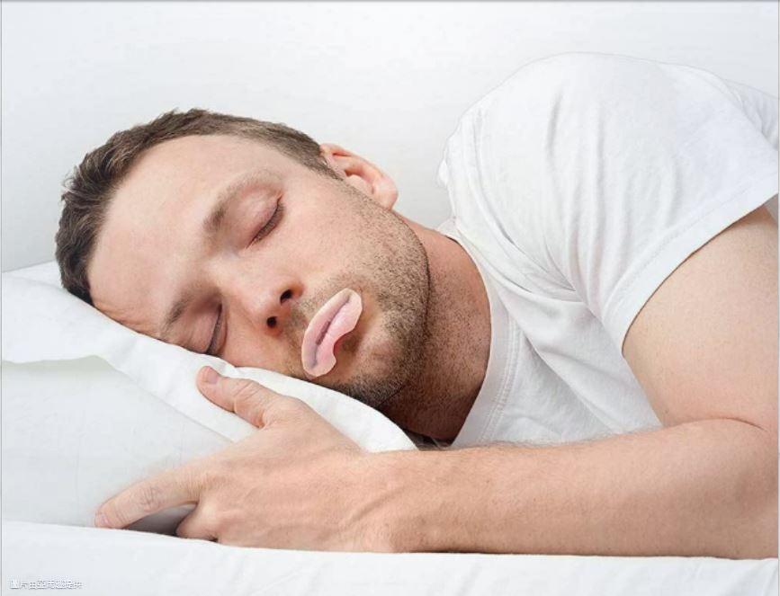 拯救失眠的「防打呼神器」誕生 你一定想過的「把他嘴巴黏起來」成真了!